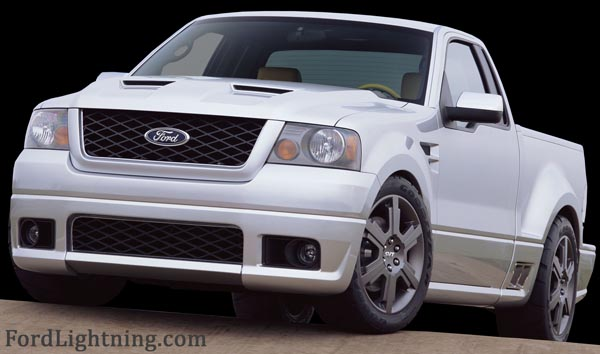 Ford Lightning Concept on 2004 Ford F 150 Manual